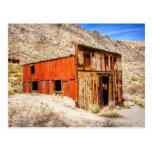 Ruinas oxidadas postales