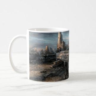 Ruined City Coffee Mug