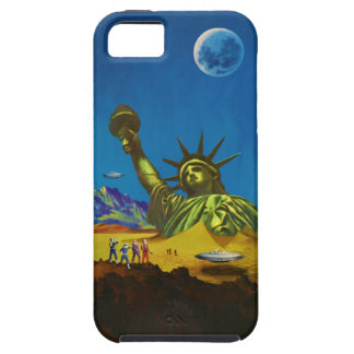 ruined earth iPhone 5 cover