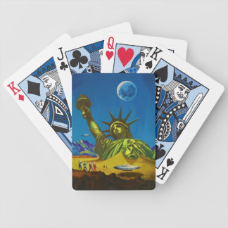 ruined earth playing cards