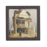 Ruined House, c.1807-10 (oil on millboard mounted Premium Gift Box