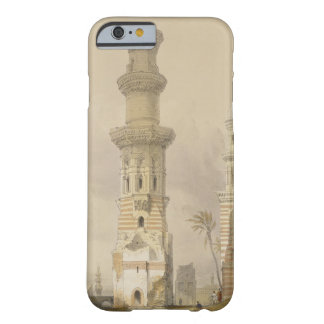 Ruined Mosques in the Desert, west of the Citadel, Barely There iPhone 6 Case