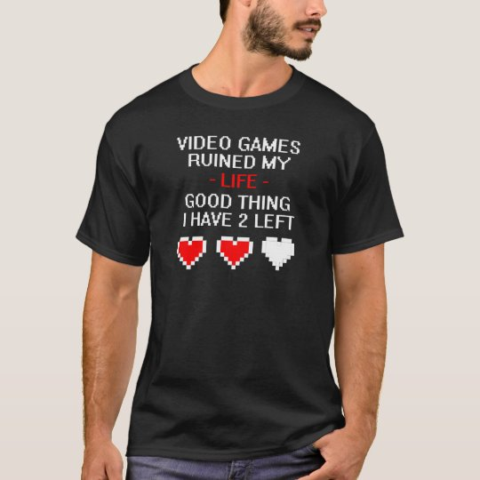 Ruined My Life, Style 2 T-Shirt
