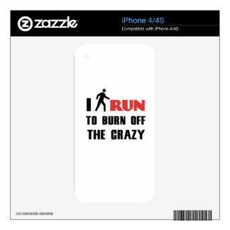 Ruining and health, to burn off the crazy decal for the iPhone 4S