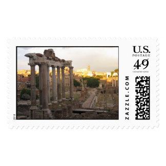 Ruins2 Stamps