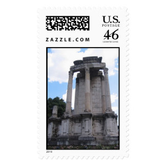 Ruins4 Postage Stamps