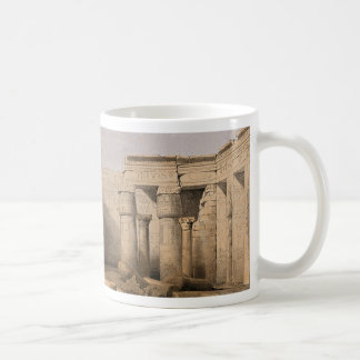 Ruins at Medinet Abou, Thebes, Egypt Coffee Mug