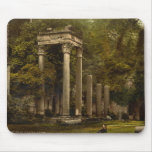Ruins at Virginia Water, Windsor, Berkshire Mousepads