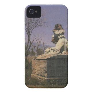 Ruins in Chuguchak by Vasily Vereshchagin Case-Mate iPhone 4 Case
