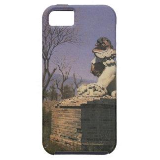 Ruins in Chuguchak by Vasily Vereshchagin iPhone SE/5/5s Case