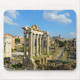 Ruins in Rome Mouse Pad
