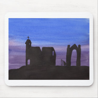 Ruins In the Gloaming Mouse Pad