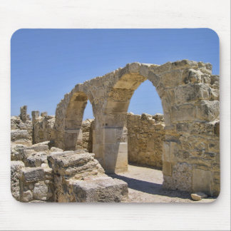 ruins mouse pad
