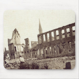 Ruins near the Powder Magazine, Ypres, June 1915 Mouse Pad