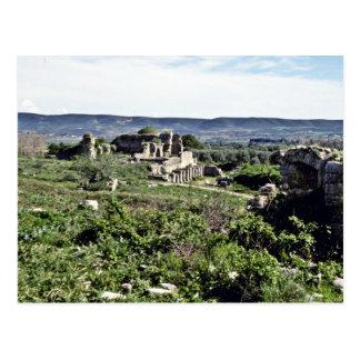 Ruins Of Ancient Greek City Of Miletus - Milet Postcard