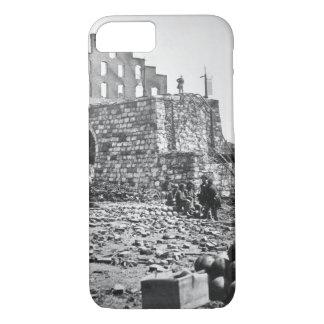 Ruins of Arsenal, Richmond. April 1865. Alexander iPhone 7 Case