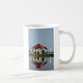Ruins of church coffee mug