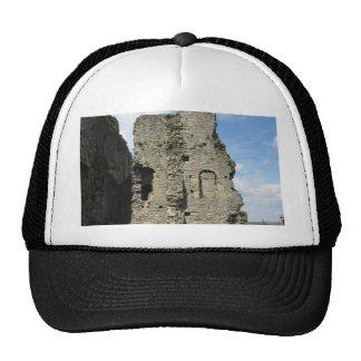 Ruins Of Richmond Castle Mesh Hats