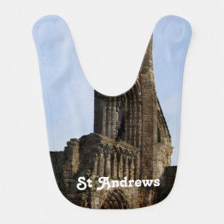 Ruins of St Andrews Baby Bib