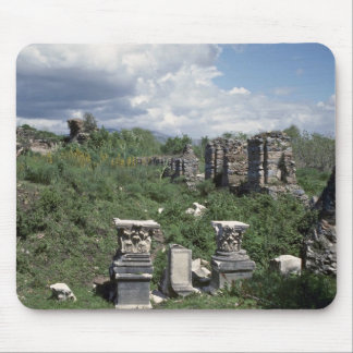 Ruins Of Stone Mouse Pad