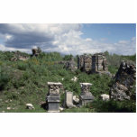 Ruins Of Stone Photo Cut Outs
