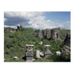 Ruins Of Stone Postcard
