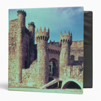 Ruins of the Castle of the Knights Templar Binders