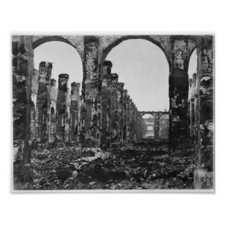 Ruins of the Cour des Comptes 2 Poster