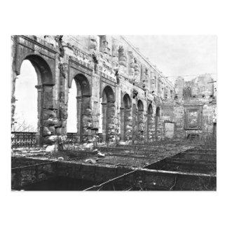 Ruins of the Cour des Comptes Postcard