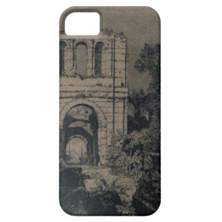 Ruins of the Gallien Palace by Maxime Lalanne iPhone SE/5/5s Case