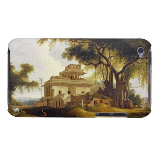 Ruins of the Naurattan, Sasaram, Bihar, 1811 (oil iPod Touch Covers