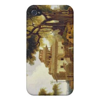 Ruins of the Naurattan, Sasaram, Bihar, 1811 (oil iPhone 4 Cover