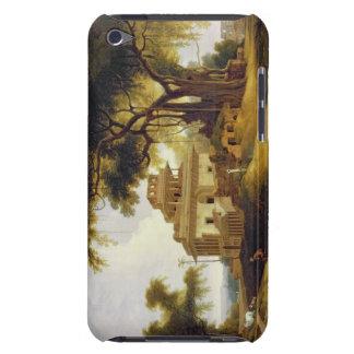 Ruins of the Naurattan, Sasaram, Bihar, 1811 (oil iPod Touch Cases
