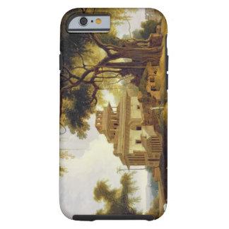 Ruins of the Naurattan, Sasaram, Bihar, 1811 (oil Tough iPhone 6 Case