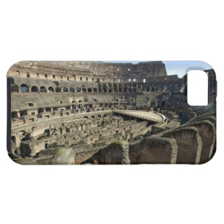 Ruins of the Roman Colosseum Rome Italy iPhone 5 Cover