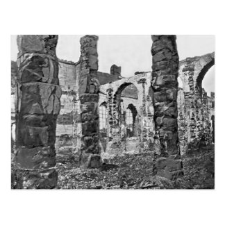 Ruins of the Storehouse Postcard