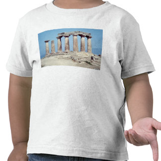 Ruins of the Temple of Apollo c 550 BC Tee Shirts