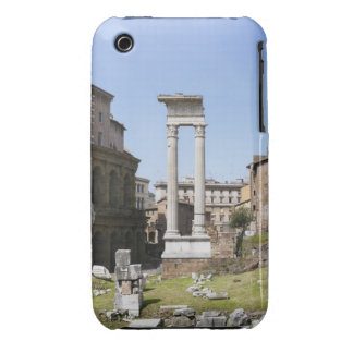 Ruins of Theater of Marcellus iPhone 3 Cover