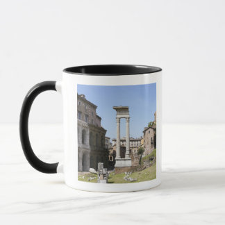 Ruins of Theater of Marcellus Mug