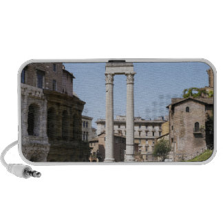 Ruins of Theater of Marcellus Portable Speakers