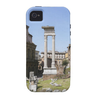Ruins of Theater of Marcellus Vibe iPhone 4 Cover