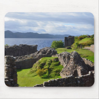 Ruins of Urquhart Castle Mouse Pad