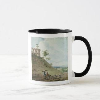 Ruins on Pir Pihar, near Monghy, Bihar, 1790 (w/c Mug