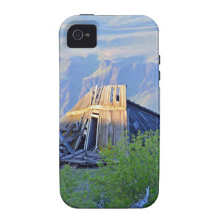 Ruins On The Canyon Rim iPhone 4/4S Case