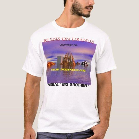 RUINS ON URANUS/NEPHILIM GRAPHICS T-Shirt