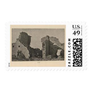 Ruins Postage