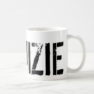 #RUIZIE 11oz Coffee Mug - Black