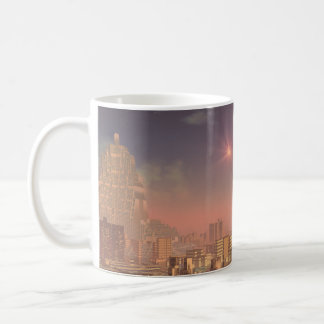Rujjipet Binary Sun Alien Planet Mug Multistyle