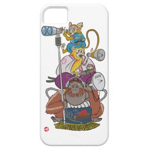 Ruke Bros. るうく兄弟 iPhone 5 Cases