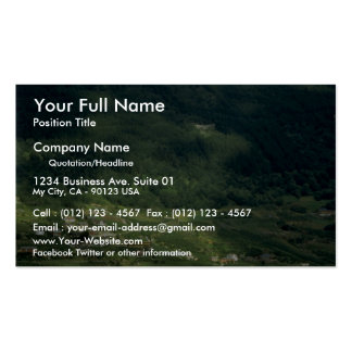 Rukkedal, Nes, Norway Business Card